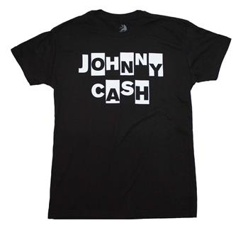 Buy Johnny Cash Ransom T-Shirt by Johnny Cash