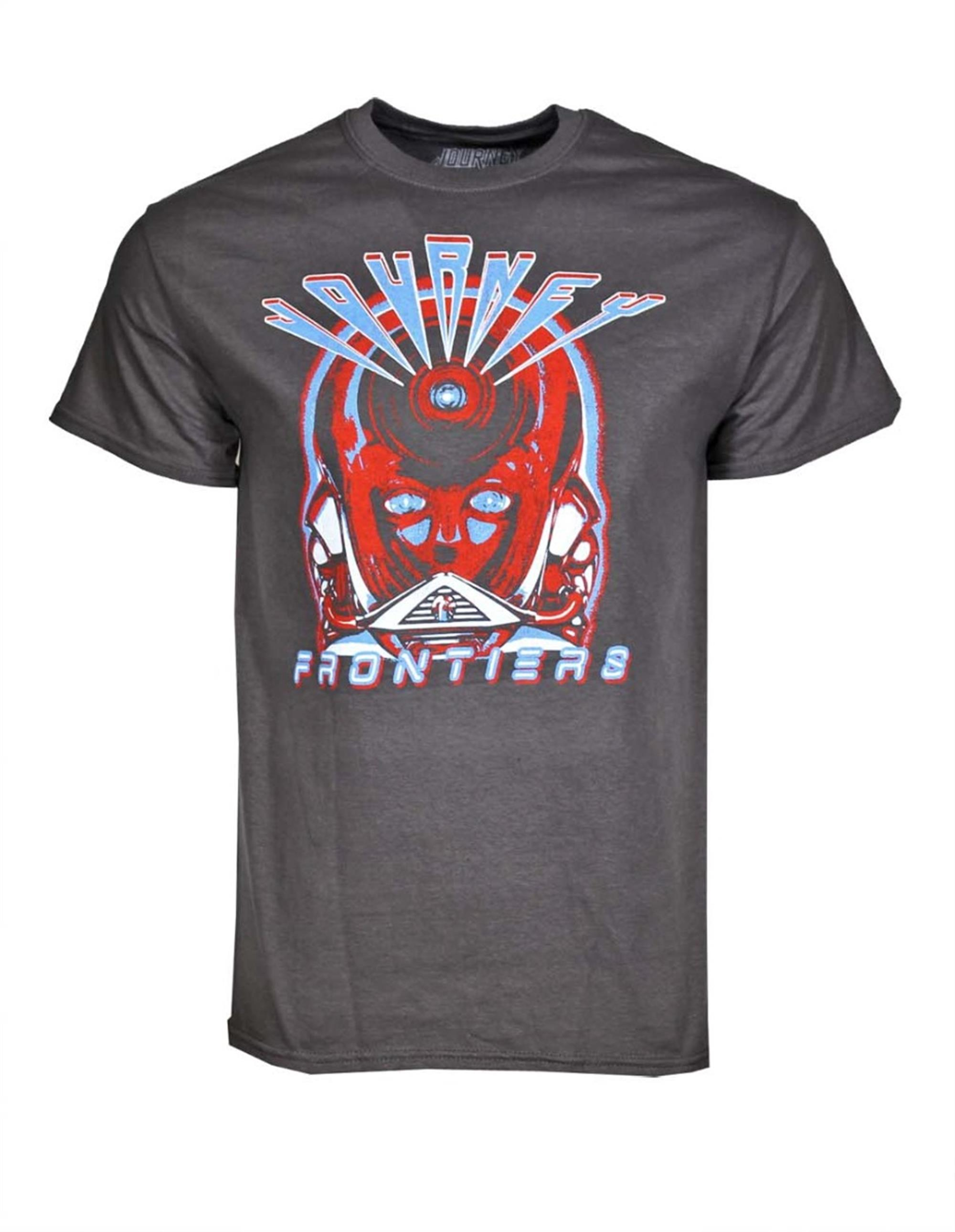 Journey Charcoal Frontiers T-Shirt