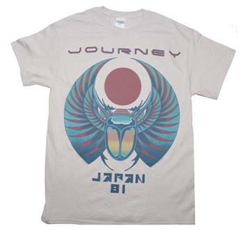 Buy Journey Japan '81 T-Shirt by Journey