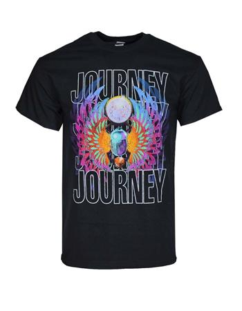 Journey Journey Repeat Logo T-Shirt