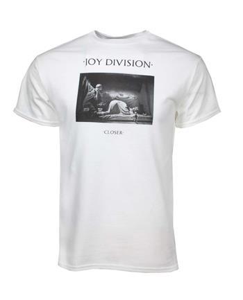 Joy Division Joy Division Closer Adult T-Shirt