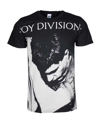 Buy Joy Division Ian Curtis T-Shirt by Joy Division