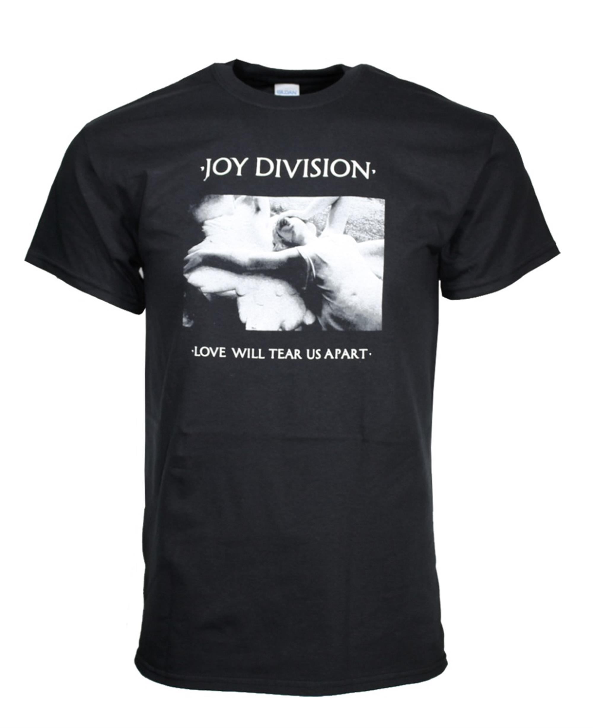 Joy Division Love Will Tear Us Apart T-Shirt