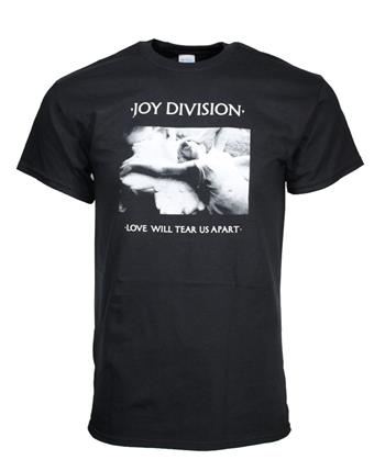 Joy Division Joy Division Love Will Tear Us Apart T-Shirt