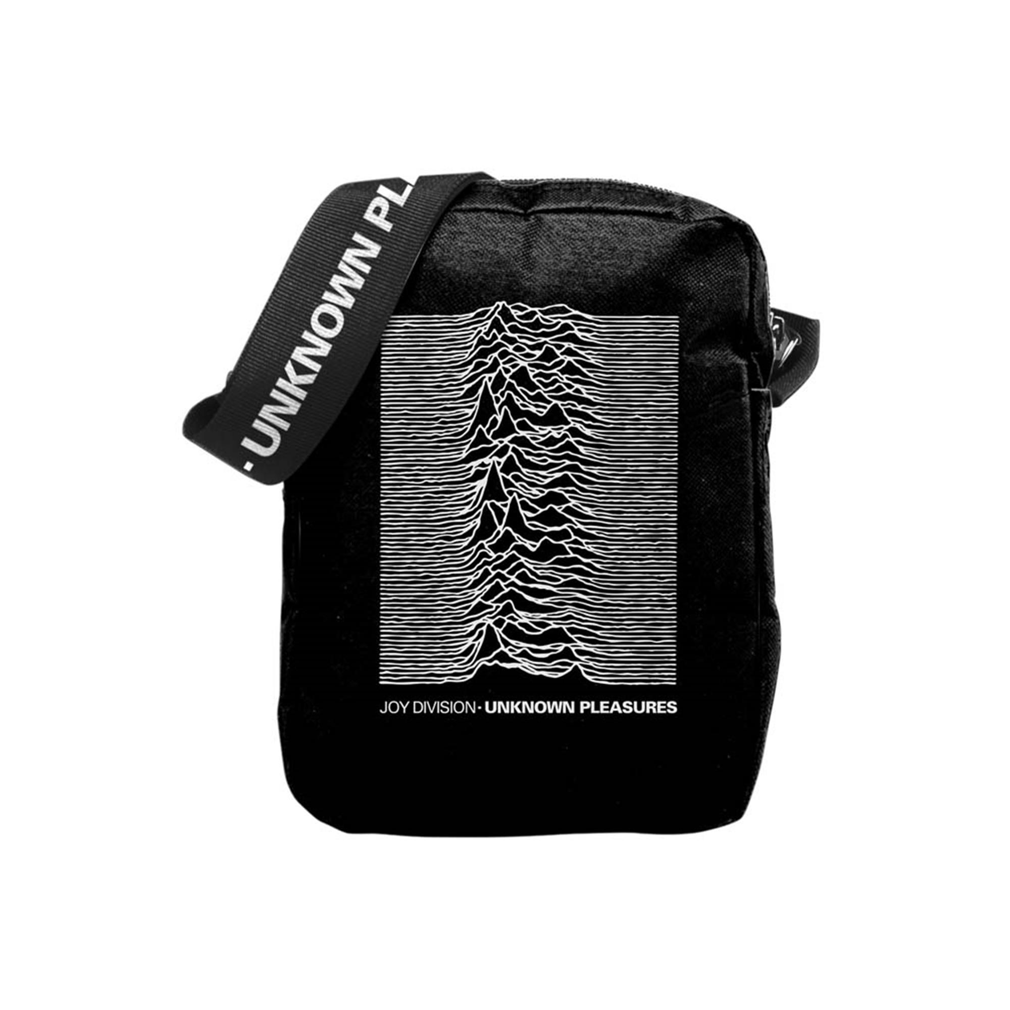 Joy Division Unknown Pleasures Crossbody Bag