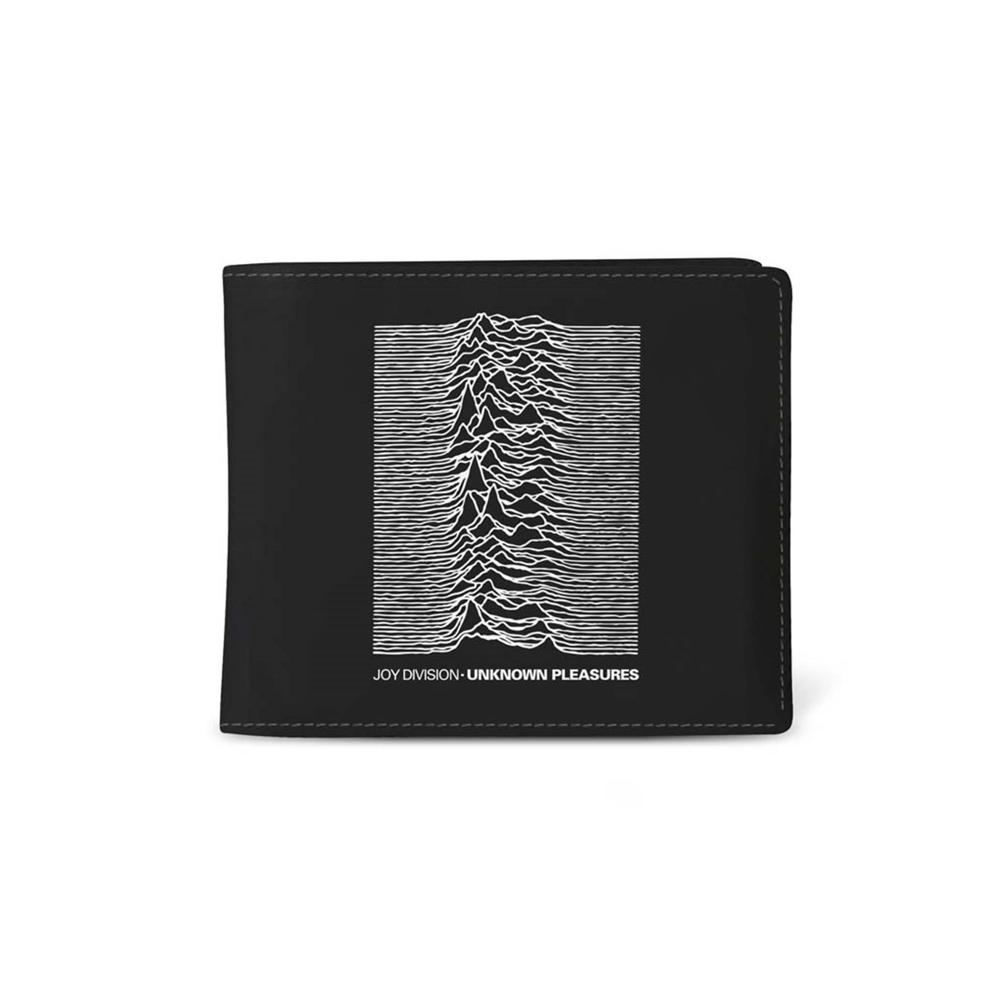 Joy Division Unknown Pleasures Wallet