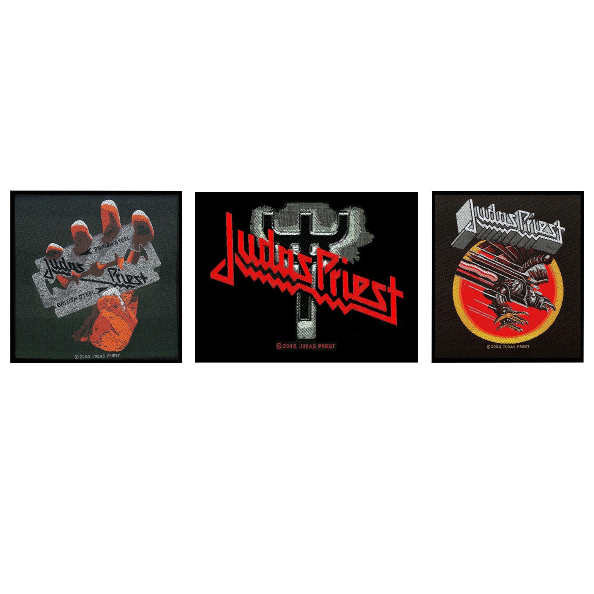 Judas Priest Patch Pack