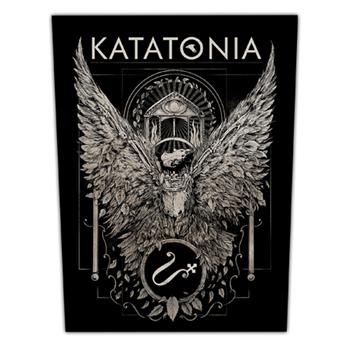 Katatonia Temple Patch