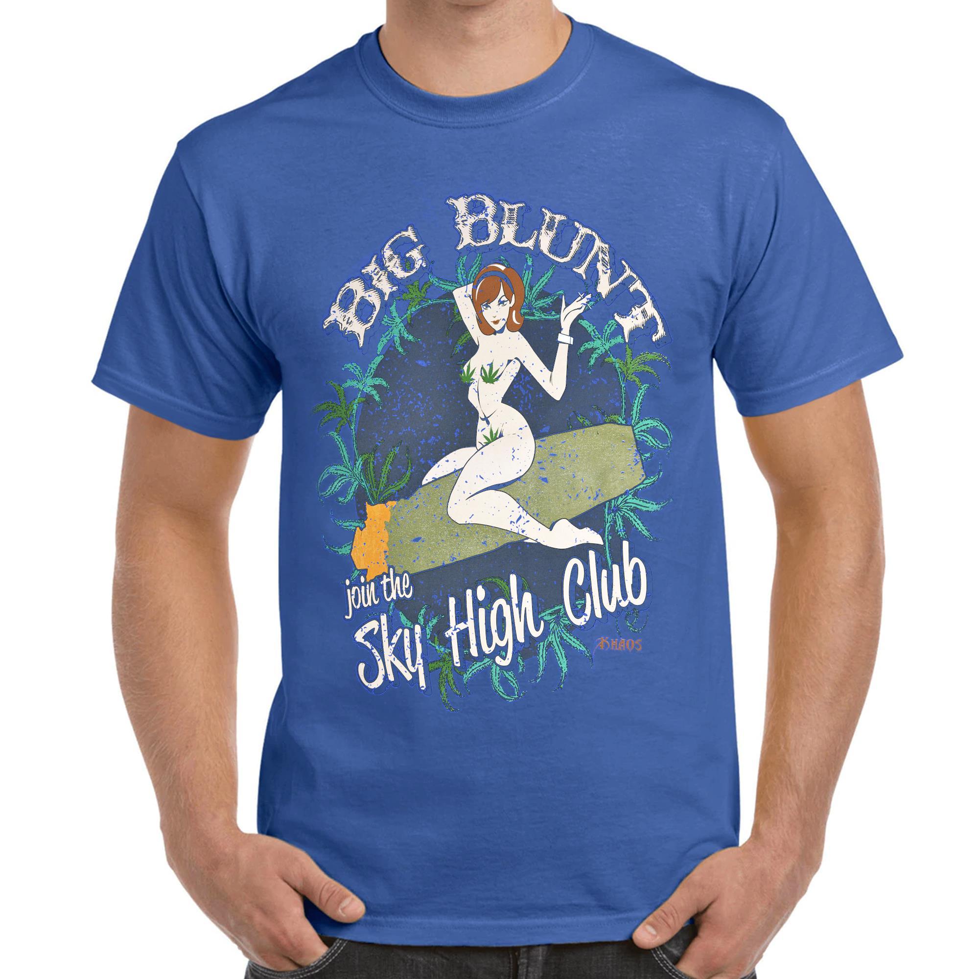 KHAOS BIG BLUNT T-shirt