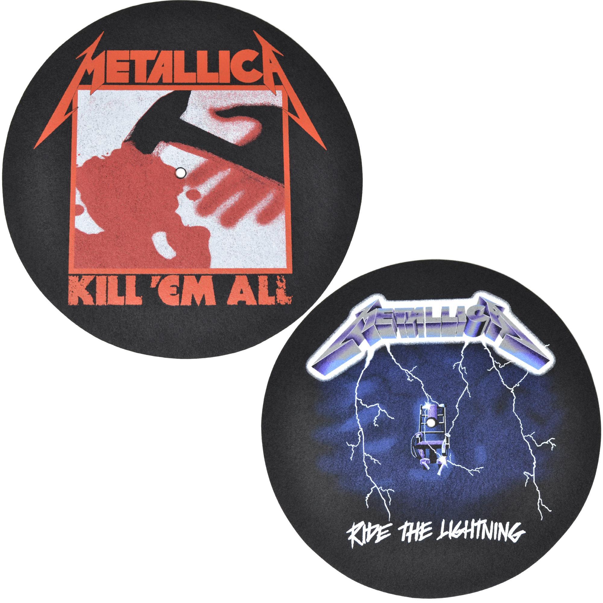 Kill Em All / Ride The Lightning Slipmat