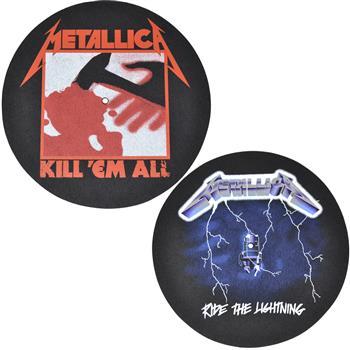 Metallica Kill Em All / Ride The Lightning Slipmat