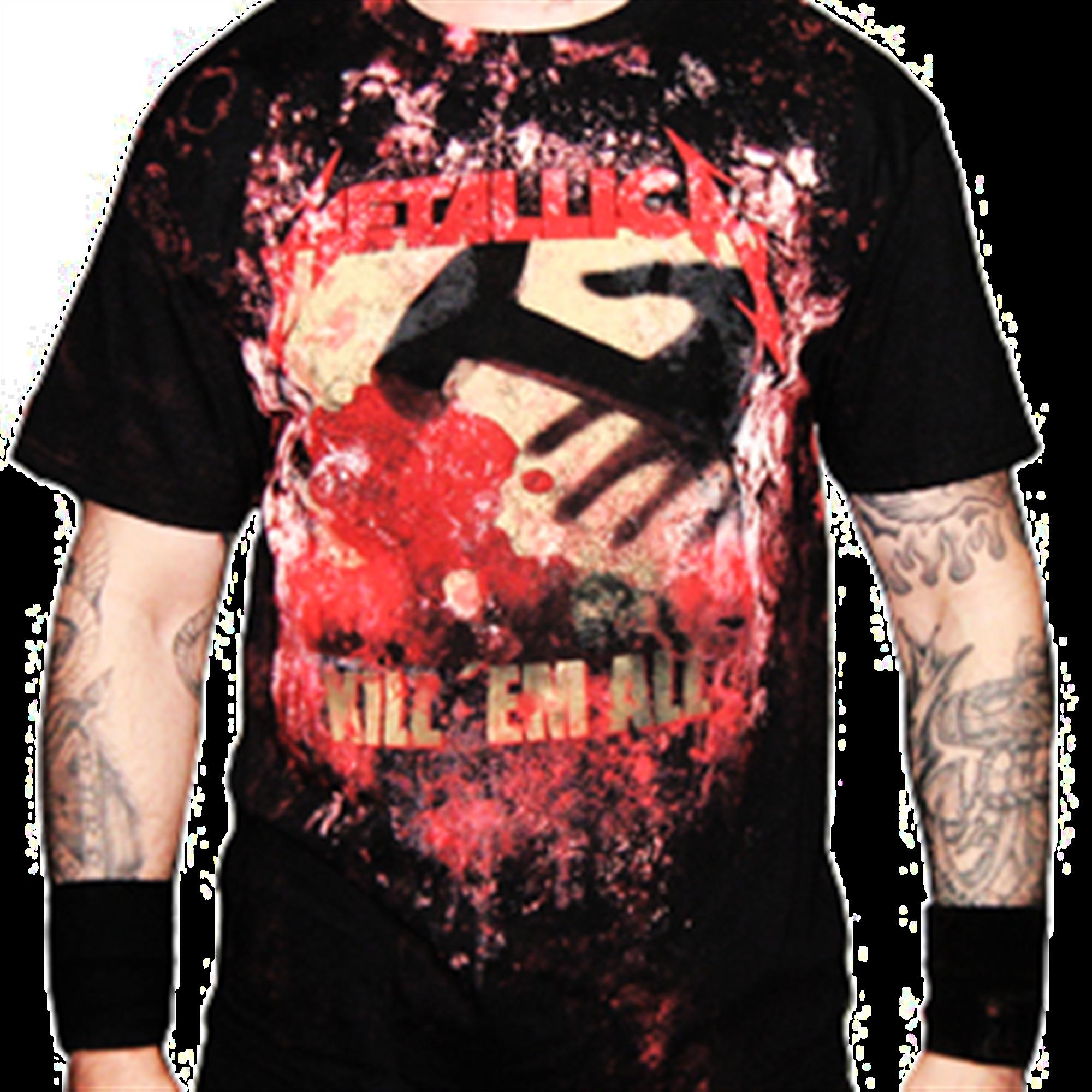 Kill Em All Allover T-Shirt