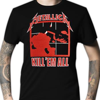 Metallica Kill Em All Dark Variant
