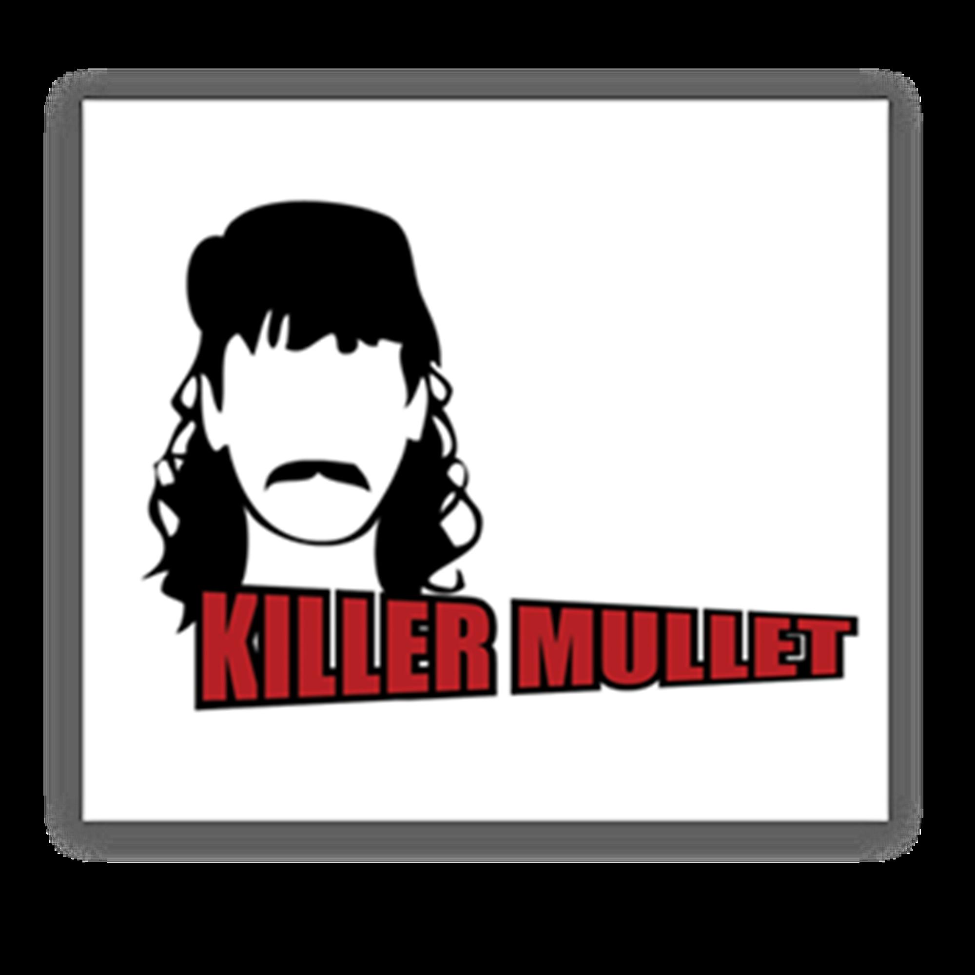 Killer Mullet Sticker