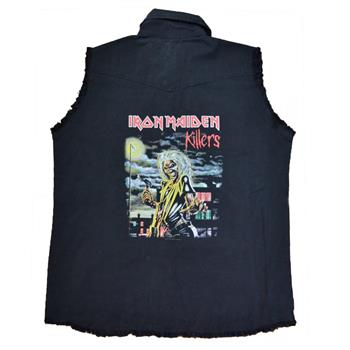 Iron Maiden Killers Vest