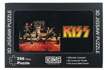 Buy KISS On Stage 3D Puzzle (256 Pieces) by KISS