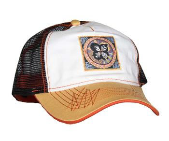 Buy KISS Rock and Roll Mesh Back Trucker Hat by KISS