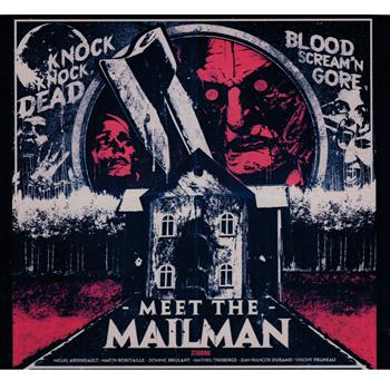 Buy Knock Dead Blood Scream CD by Meet The Mailman