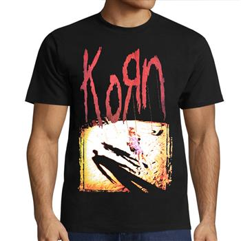 Korn Korn CD Album cover T-shirt