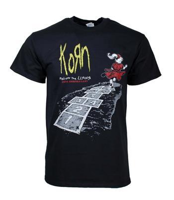 Korn Korn Follow The Leader 20th Anniversary T-Shirt