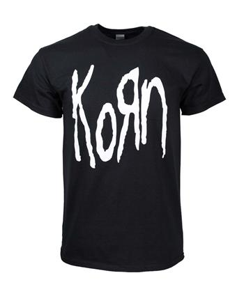 Buy Korn Logo T-Shirt by Korn