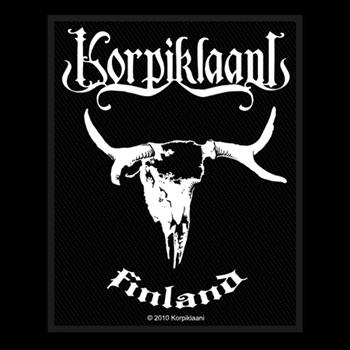 Korpiklaani Finland Patch