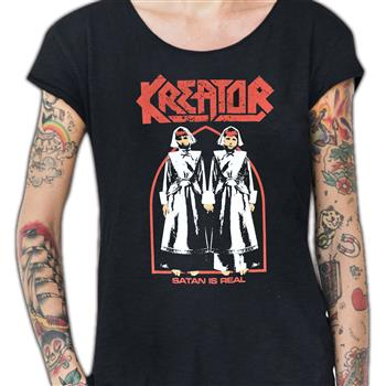 Kreator Satan Is Real