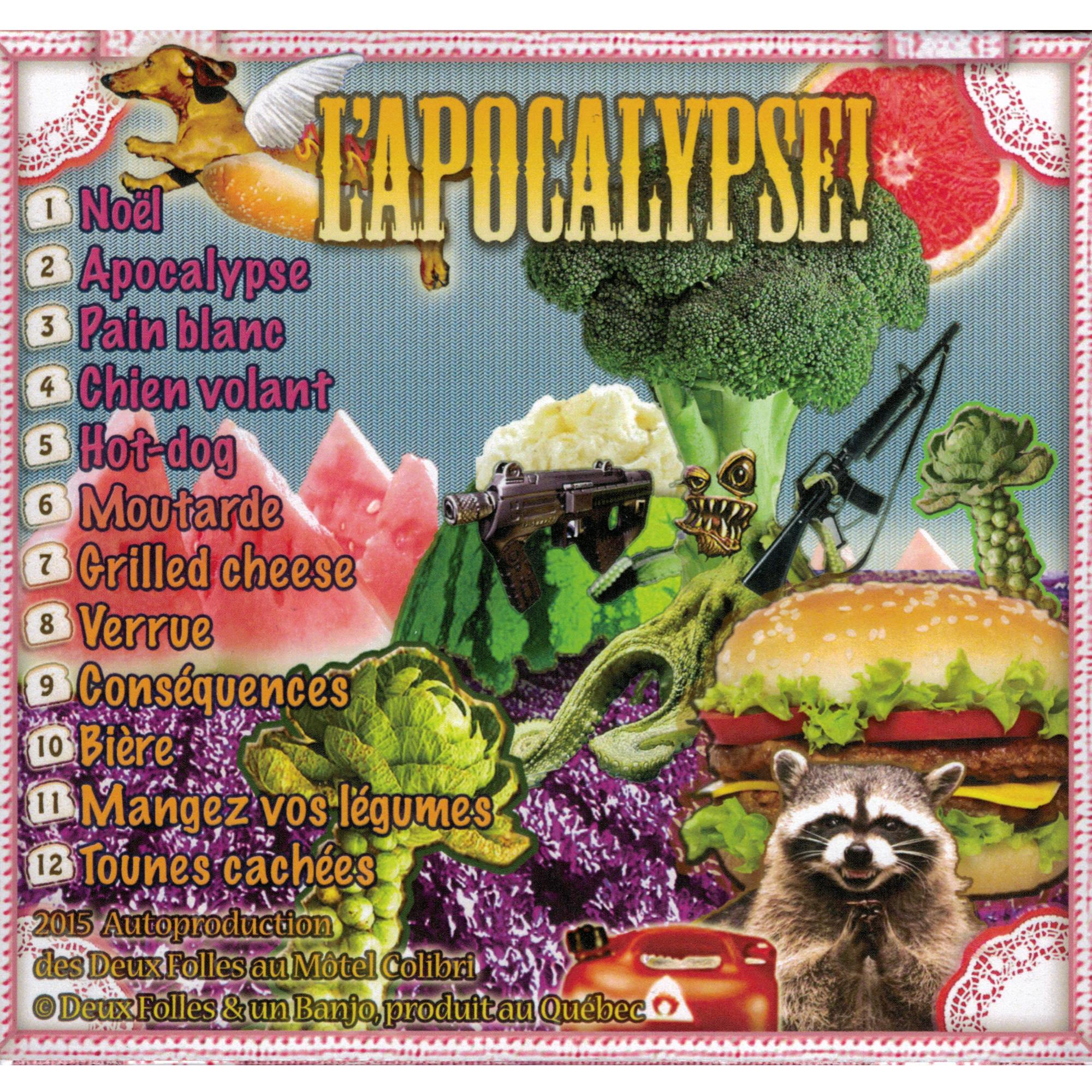 L'Apocalypse CD