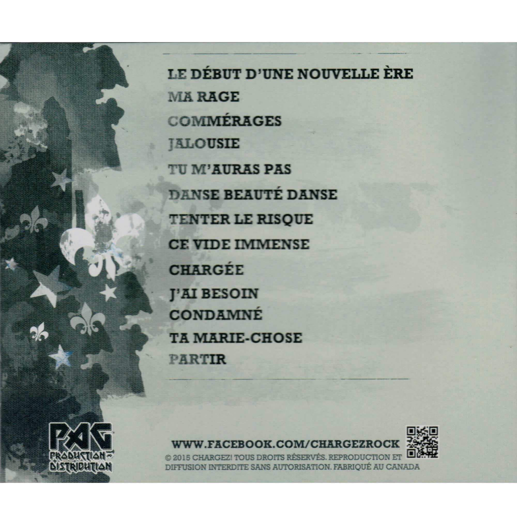 Le Début D'une Nouvelle Ère CD
