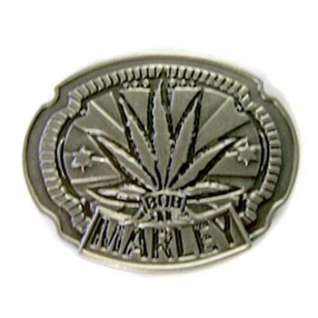 Bob Marley Leaf Buckle