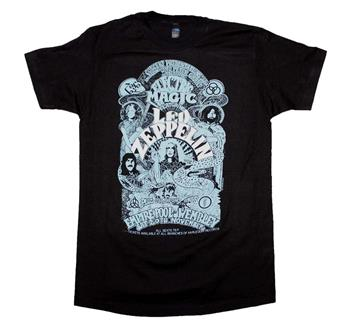 Buy Led Zeppelin Electric Magic T-Shirt by Led Zeppelin