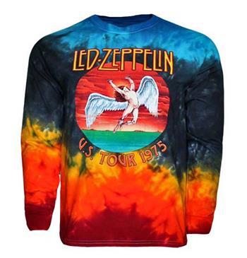 Led Zeppelin Led Zeppelin Icarus 1975 Long Sleeve Shirt