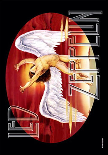 Led Zeppelin Icarus