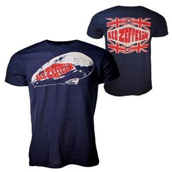 Led Zeppelin Led Zeppelin Union Jack T-Shirt