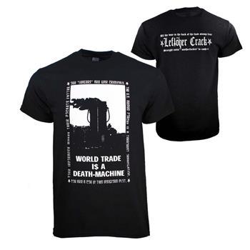 Leftover Crack Leftover Crack World Trade T-Shirt