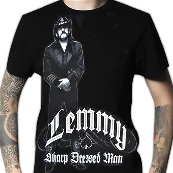 Buy Sharp Dressed Man by LEMMY