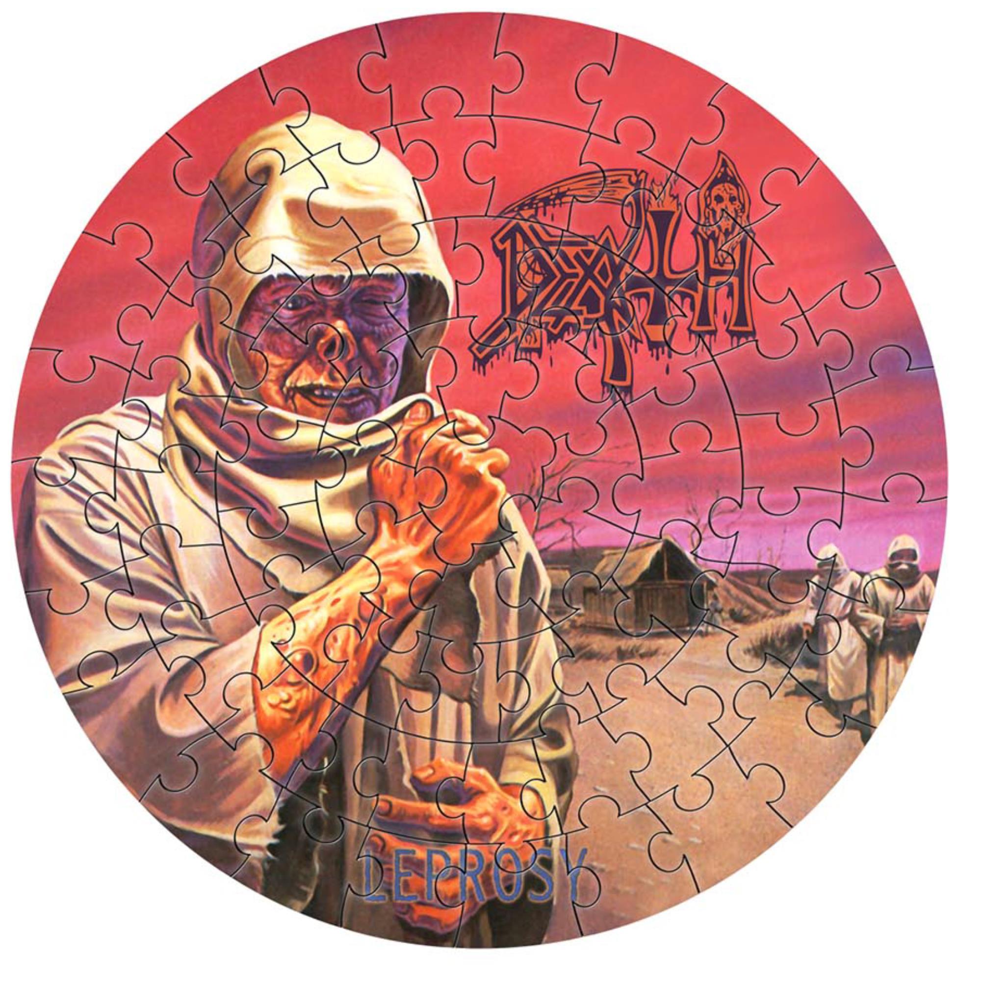 Leprosy Jigsaw Puzzle