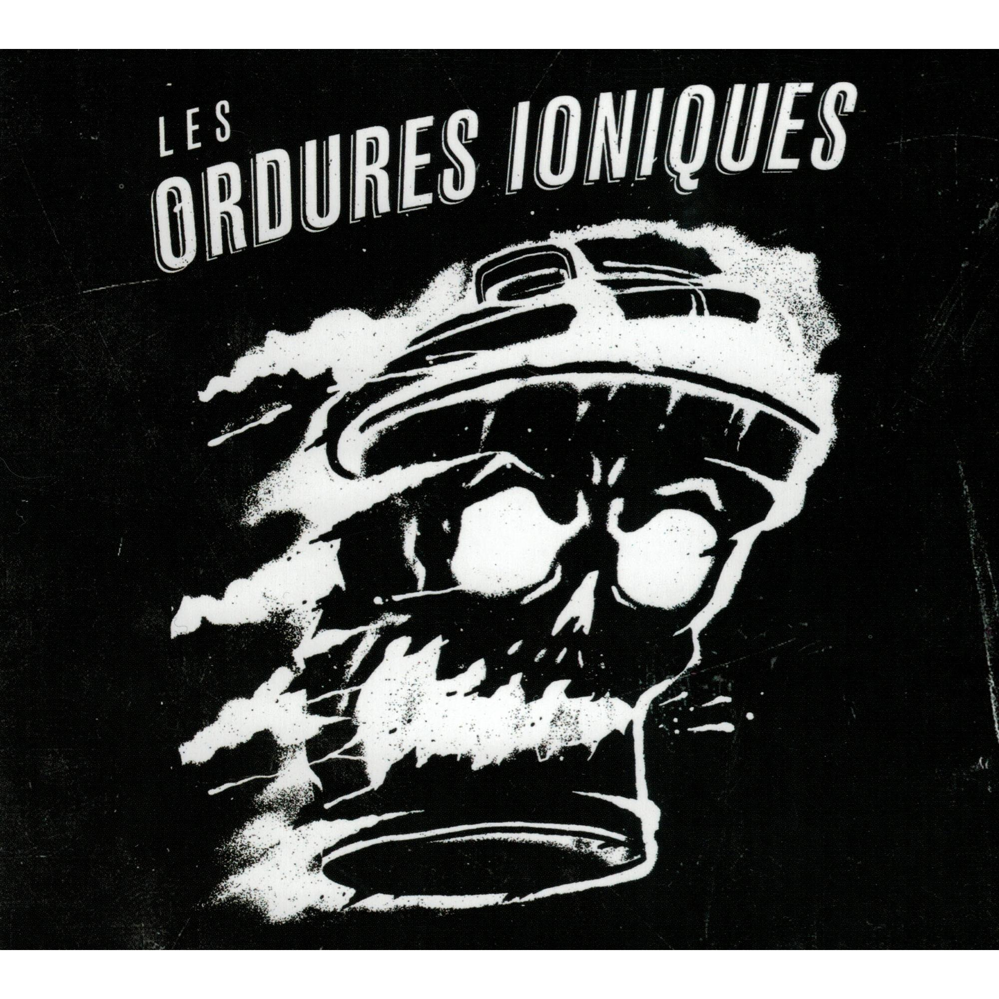 Les Ordures Ioniques CD