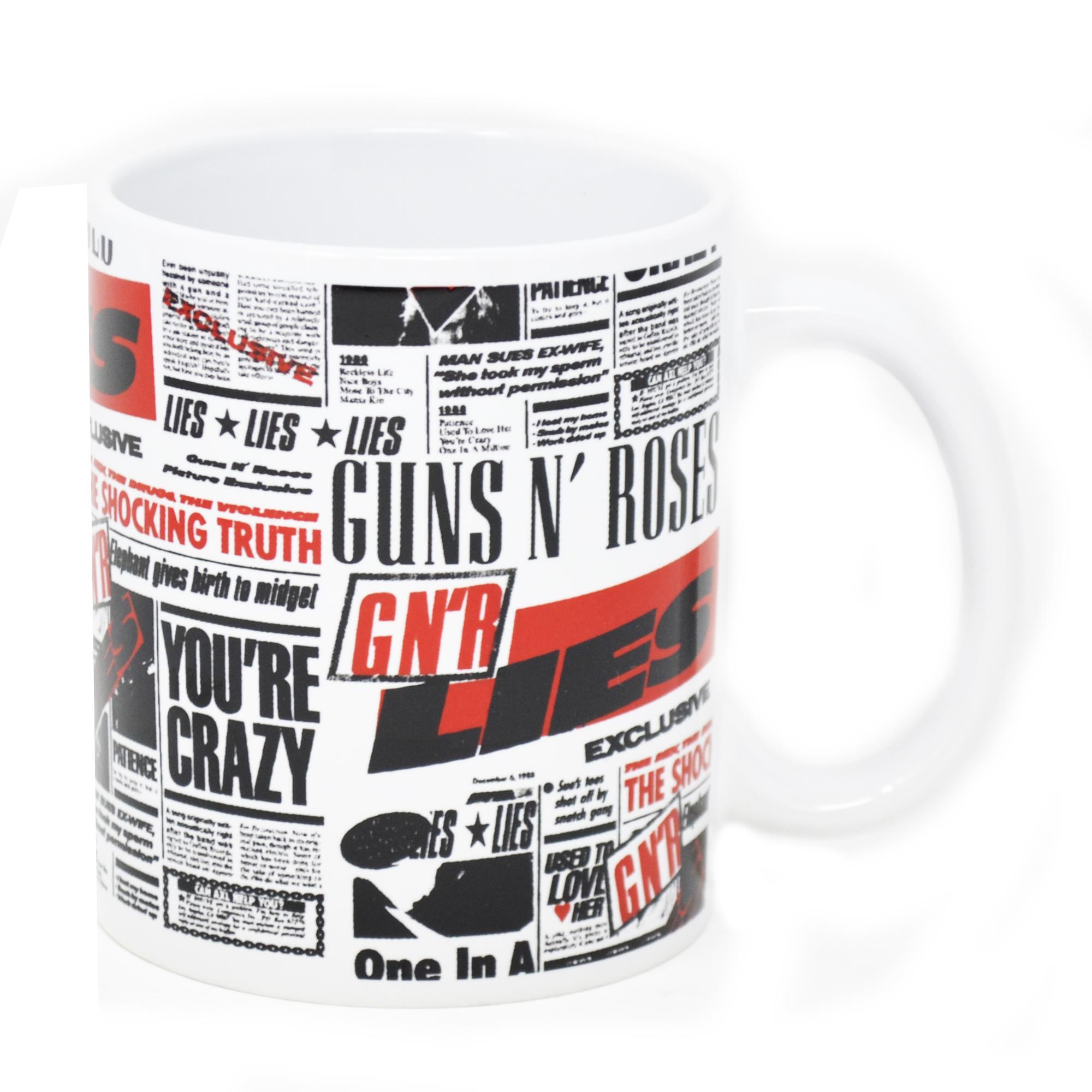 Lies Mug