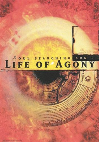 Life Of Agony Soul Searching Sun Flag