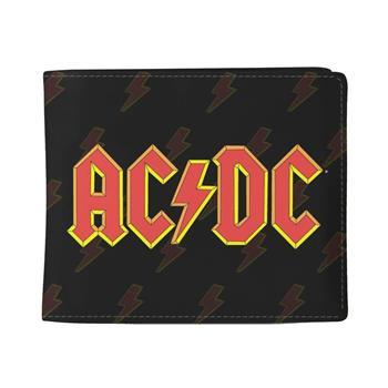 AC/DC Lightning All Over Wallet