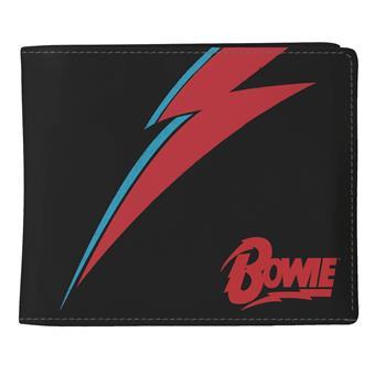 David Bowie Lightning Wallet