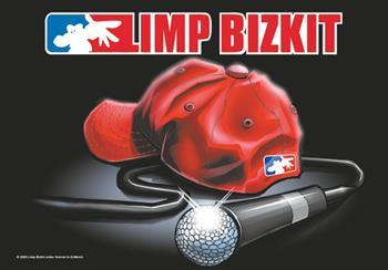 Limp Bizkit Baseball Cap Flag