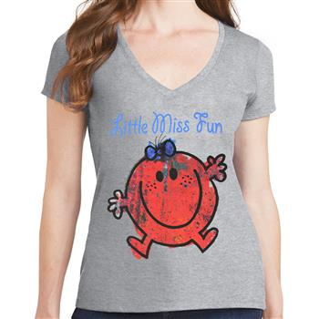 Mr. Men Little Miss Fun Splatter