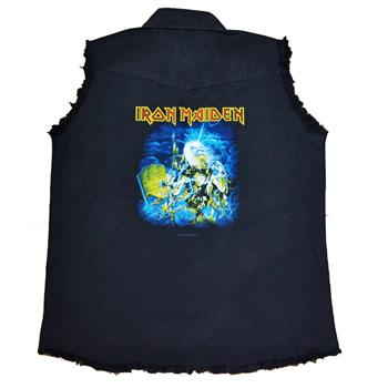 Iron Maiden Live After Death Vest