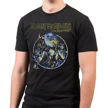 Iron Maiden Live After Death (Import) T-Shirt