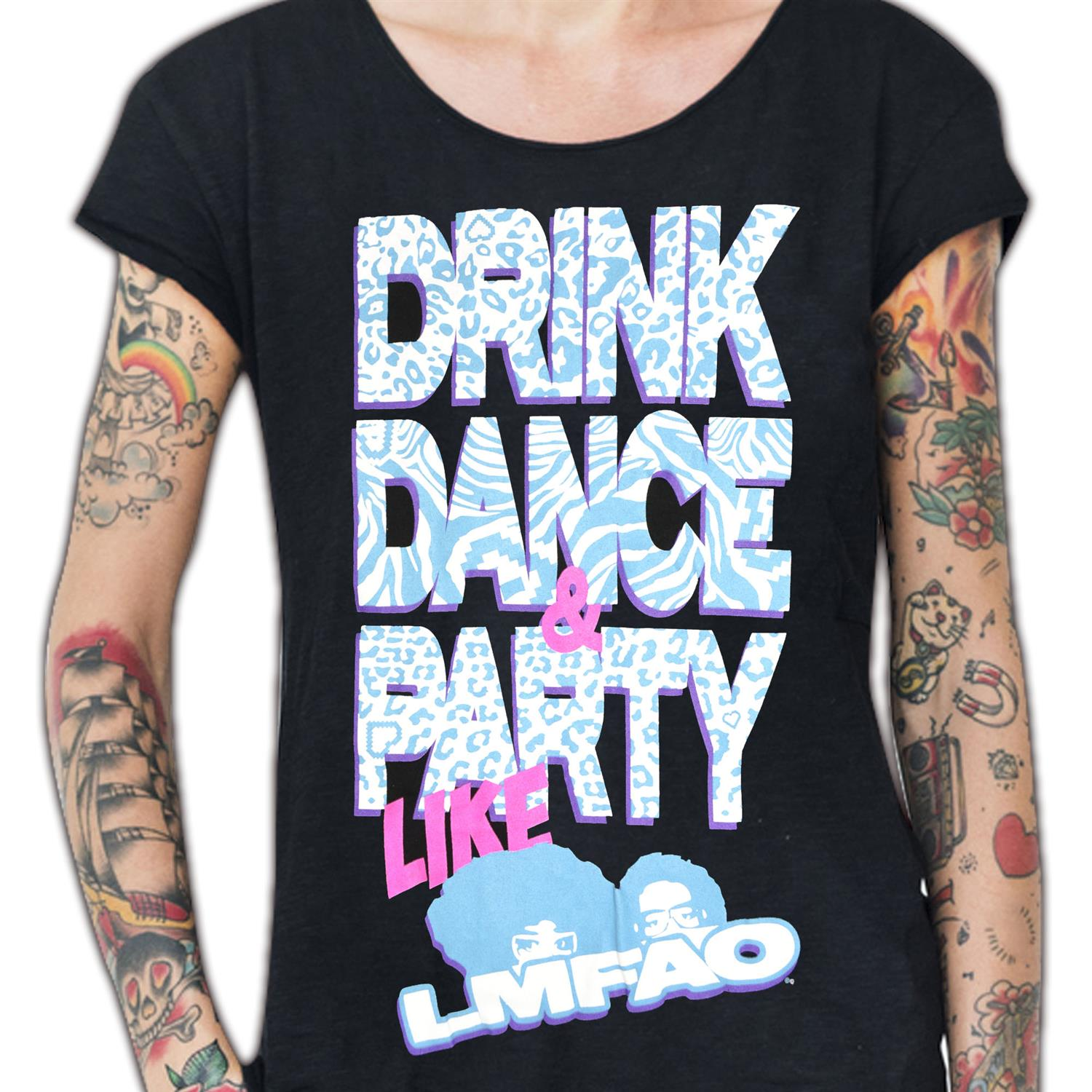 Drink Dance Party T-Shirt