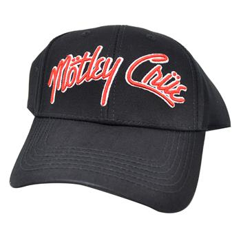 Buy Logo Hat by Motley Crue