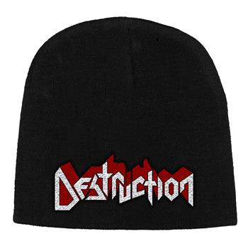 Buy Logo Beanie by Destruction