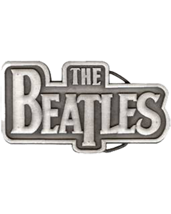 Beatles Logo Buckle